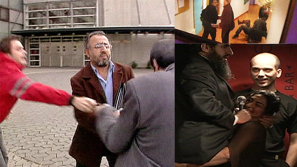 Mulla Krekar har i flere år vært i medienes søkelys. (Foto: TV 2)