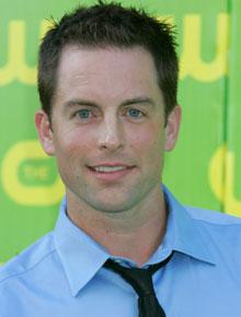 INGEN LEGE: Kjekkasen Michael Muhney var egentlig tiltenkt hovedrollen som «J.D» i Scrubs.