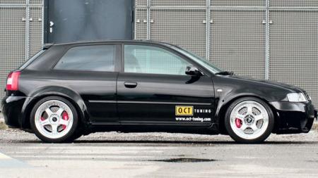 Meste effektøkning på biler med turbo (Foto: O.CT Tuning)