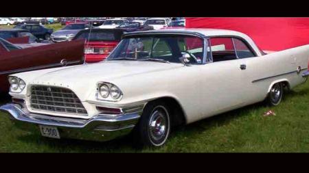 Chrysler-300C-WikiCommons-L (Foto: WikiCommons/Lars Gøran Lindgren)
