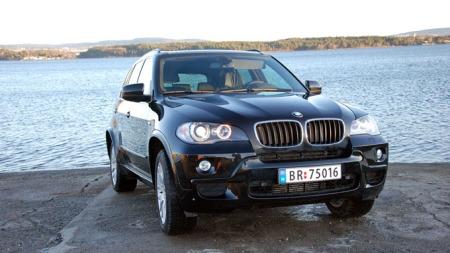 BMW-X5-test-08-forfra2 (Foto: Benny Christensen)
