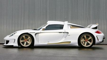Gemballa Mirage GT Gold Edition (Foto: Gemballa)