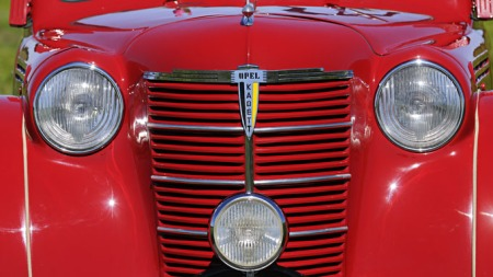 Opel Kadett fra 1938 (Foto: Andreas Beyer, Opel)