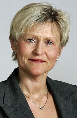 Stortingsrepresentant Bjørg Tørresdal, ( Krf ), Rogaland. (Foto: Bjørn Sigurdsøn / SCANPIX)