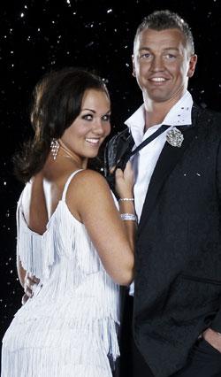 DANSER: I høst skal Ole Klemetsen og dansepartner Marianne Sandaker delta i «Skal vi danse» på TV 2.