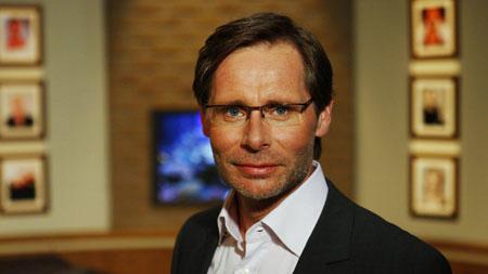 """Stål Talsnes programleder """"Fredag"""" (Foto: Aas, Erlend)"""