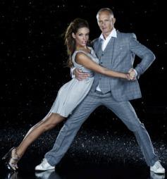TAR STEGET: Triana Iglesias skal i høst danse med Tobias Karlsson.