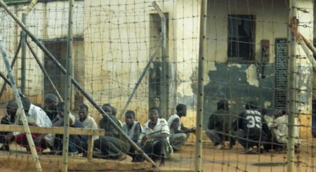 2200 fanger bor i Maula Prison.  (Foto: Kjersti Johannessen/TV 2)