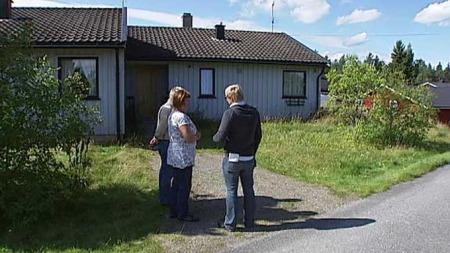 Anne Kristin tar TV 2 med til stedet hvor sønnen døde.