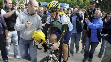 Lance Armstrong   (Foto: STEFAN WERMUTH/REUTERS)