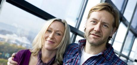 rine Wiggen og Mads Ousdal spiller i den nye norske filmen
