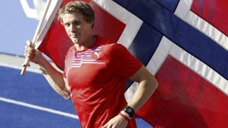 Andreas Thorkildsen  (Foto: Michael Sohn/AP)