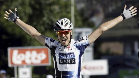 Lars Ytting Bak  (Foto: VINCENT JANNINK/AFP)