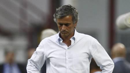 Mourinho  (Foto: LUCA BRUNO/AP)