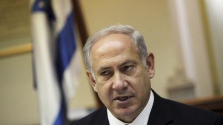 Israels statsminister Benjamin Netanyahu krever at den svenske regjeringen fordømmer artikkelen i Aftonbladet. (Foto: SCANPIX)
