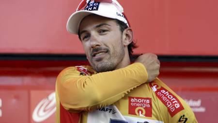Fabian   Cancellara (Foto: VINCENT JANNINK/AFP)