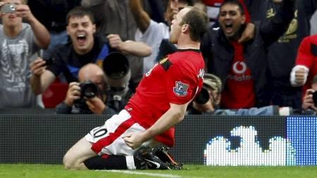 Wayne Rooney  (Foto: PHIL NOBLE/REUTERS)