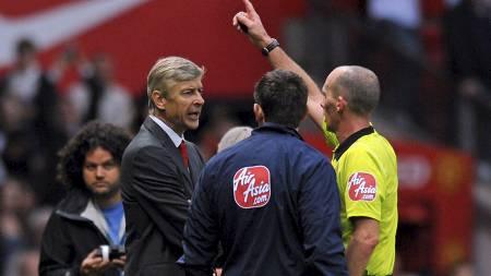 Arsene   Wenger (Foto: PAUL ELLIS/AFP)