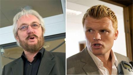 Einar Baardsen, John Arne Riise (Foto: SCANPIX)