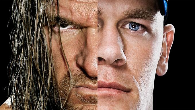 RAW Wrestling, montasje