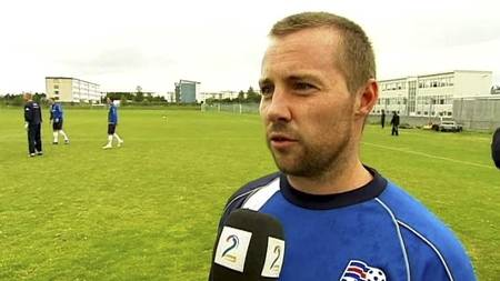 Veigar Pall Gunnarsson (Foto: TV   2/)