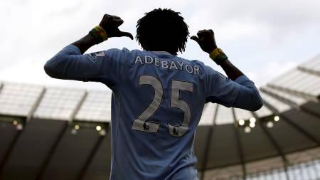 Emmanuel Adebayor (Foto: DARREN STAPLES/REUTERS)