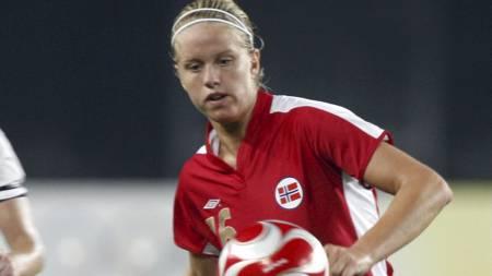 Elise Thorsnes  (Foto: Åserud, Lise/SCANPIX)