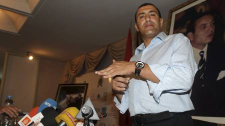 Marokko ber om at en ansatt ved ambassaden i Rabat etterforskes.  (Foto: ABDELHAK SENNA/AFP)