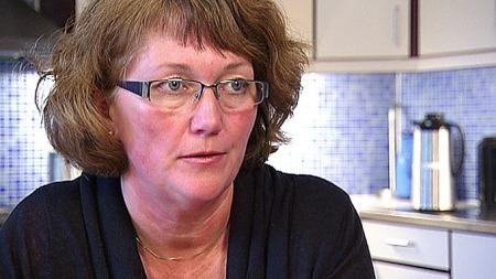 Kari Hamre er institusjonssjef ved Kalfaret Sykehjem.  (Foto: TV 2/ Leif Erik Kleppen)