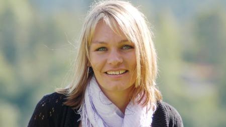 Aina Korsvold jakten 09 (Foto: Håvard Solem)