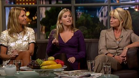 Ellen Arnstad, Martine Aurdal og  Kristin Moe (Foto: TV 2)