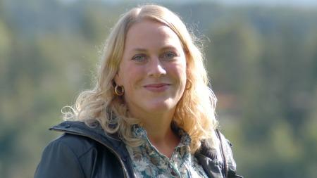 Jakten2009_Lisa Omtved (Foto: Håvard Solem)