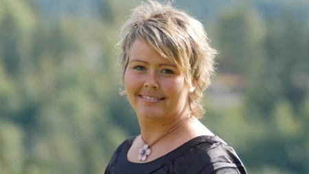 Kjersti Haugen jakten på kjærligheten 09 (Foto: Håvard Solem)