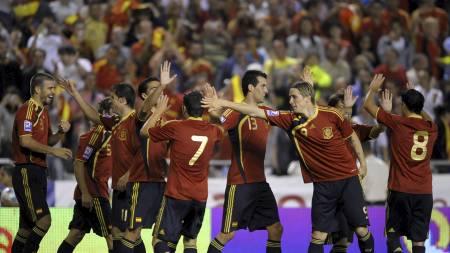 Spania  (Foto: MIGUEL RIOPA/AFP)