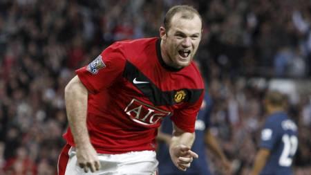 Wayne Rooney  (Foto: Jon Super/AP)