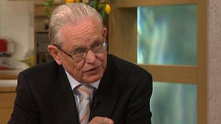 Dagsavisens Arne Strand kommenterte valgresultatet på TV 2 tirsdag.