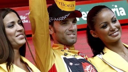 Alejandro Valverde  (Foto: JAIME REINA/AFP)