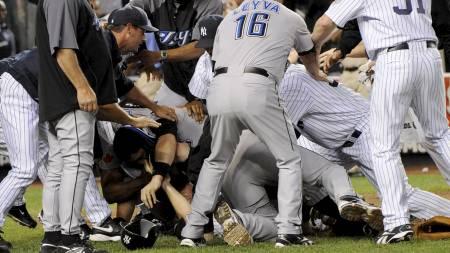 New York Yankees-Toronto Blue Jays  (Foto: BILL KOSTROUN/REUTERS)