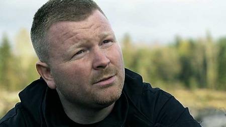 Torgeir Friksen er leder for   Special Intervention Group (SIG). (Foto: TV 2)
