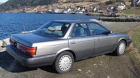 1990, Lexus ES 250  (Foto: Garasjen Utvik)