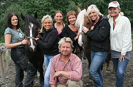 Calle Breen-og-firerne jakten på kjærligheten (Foto: Lasse Sandaker-Nielsen)