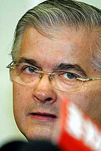 Wlodzimierz Cimoszewicz (Foto: AFP)
