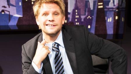 SHOWMAN:   Håvard Lilleheie