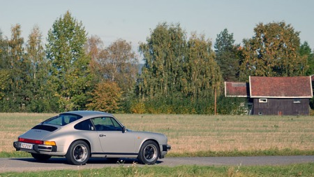 Porsche 911 er et ekte bilikon. (Foto: Benny Christensen)