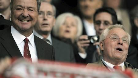 Tom Hicks, George Gillett (Foto: ANDREW   YATES/AFP)