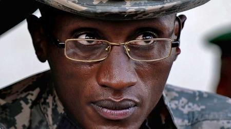SLÅSS FOR TUTSIER: Krigsherren Laurent Nkunda er beskyldt for massive overgrep mot sivile.  (Foto: Roberto Schmidt)
