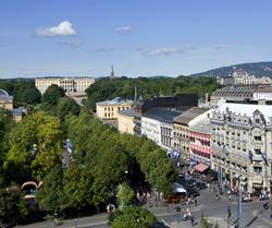 Slik var været i Oslo 21. september, og de fleste andre dagene denne måneden. (Foto: Berit Roald / Scanpix)
