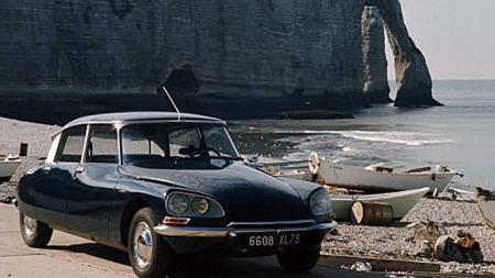 Dette er selv symbolet på Citroën for mange, nemlig DS - bedre kjent som