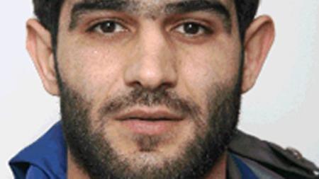 FARLIG: 33 år gamle Osman Erdem er domfelt flere ganger og politiet mener han har skutt en mann.  (Foto: Politiet)