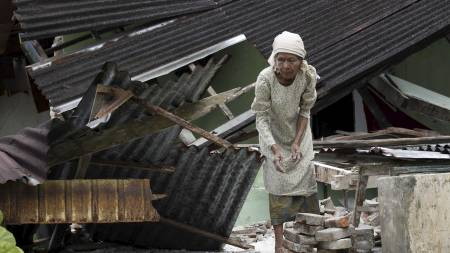 Indonesia (Foto: HOW HWEE YOUNG/EPA)